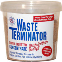 Waste Terminator Enzymes